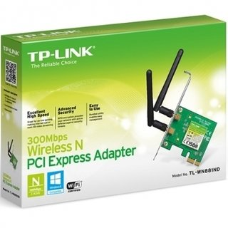 PLACA RED TP-LINK TL-WN881ND