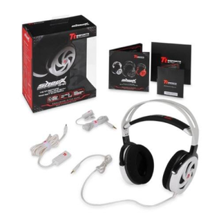 AURICULARES+MIC THERMALTAKE SHOCK ONE GAMING en internet