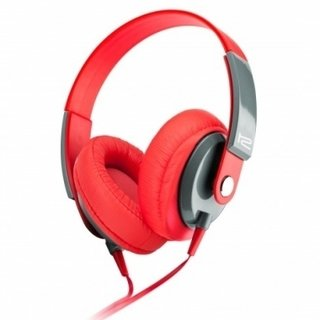 AURICULARES KLIP XTREME ESTÉREO OBSESSION ROJO - Uno Informática Ecommerce
