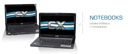NOTEBOOK CX23200W 14 INTEL Z3850 2G+32GB W10 IPS FULL HD