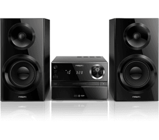 MICROSISTEMA PHILIPS USB BT 70W RMS en internet