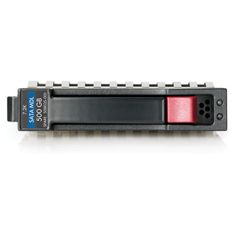 HD HP 500GB 6G SATA 655708-B21