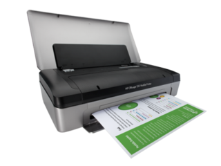 IMPRESORA HP 100 OFFICEJET 22PPM MOBILE CN551A
