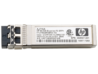 HP 8Gb Short Wave B-Series AJ716B - Uno Informática Ecommerce