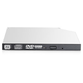GRABA DVD HP DL360 Gen9 SFF DVD-RW/USB Kit