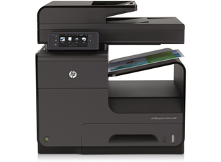Imagen de MULTIFUNCION HP X476DW OFFICEJET PRO X 55PPM WIFI RED DUPLEX