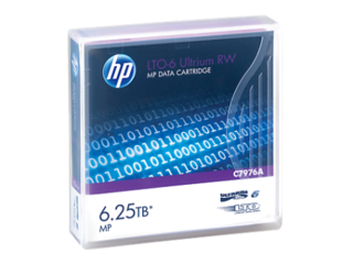 HP LTO-6 Ultrium 6.5TB C7976A en internet