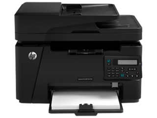 MULTIFUNCION HP M127FN LJ 21 PPM RED FAX CZ181A - comprar online