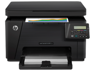 MULTIFUNCION HP M176N LJPRO 16 PPM COLOR en internet