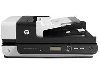 SCANNER HP 7500 ENTERPRISE FLOW OFICIO