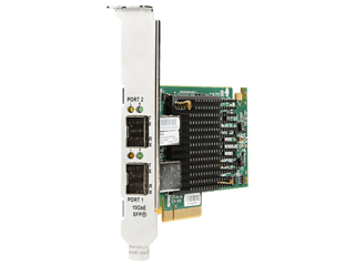 PLACA RED HPE Ethernet 10Gb 2P 557SFP+ Adptr en internet