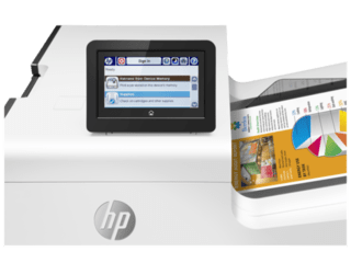 IMPRESORA LASER HP X556DN COLOR PAGEWIDE ENTERPRISE G1W46A - comprar online