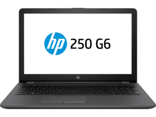 NOTEBOOK HP 15.6 250 G6 I3-7006U 4GB SSD 240GB