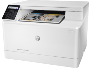 MULTIFUNCION HP M180 LJPRO 17PPM COLOR en internet