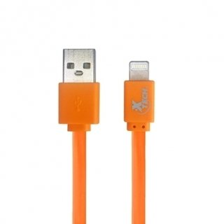 CABLE LIGHTNING 1MTS XTECH - tienda online