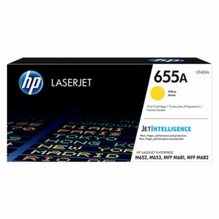 TONER HP 655A AMARILLO HP