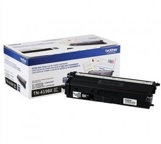 TONER BROTHER TN419 HL8360/MFC8900 9000 PAG BLACK - comprar online