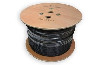 CABLE UTP CAT.5E EXTERIOR GLC C/PORTANTE X 305MTS