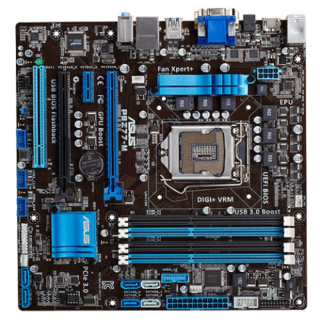 MOTHERBOARD ASUS P8Z77-M 90-MIBI10-G0SAY0GZ - comprar online