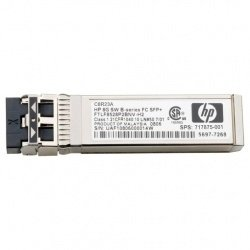 HP C8R24B MSA 16GB SHORT WAVE FIBRE CHANNEL SFP+ 4-PACK TRANSCEIVER