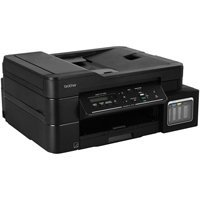 IMPRESORA MULTIFUNCION COLOR T/ TINTA LCD DCPT710W BROTHER - comprar online