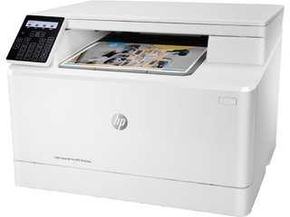 IMPRESORA MULTIFUNCION HP M182 LJPRO 17PPM COLOR