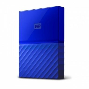 Resultado de imagen para Disco duro My Passport 1TB azul