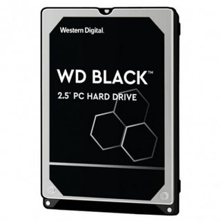 HD 500GB NOTEBOOK BLACK SATA 6GB/S 32MB WD - comprar online
