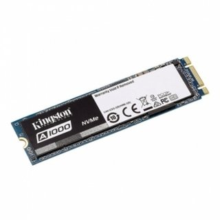 DISCO SSD 240GB A1000 M.2 2280 NVME KINGSTON - comprar online