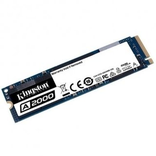DISCO SSD M.2 250GB KINGSTON A2000 NVME - comprar online