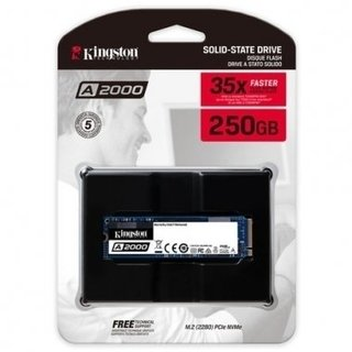 DISCO SSD M.2 250GB KINGSTON A2000 NVME