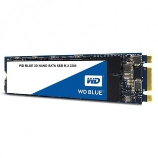 SSD WD 250GB BLUE M.2 2280 - Uno Informática Ecommerce