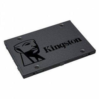 SSD KINGSTON 480GB A400 SATA3 2.5 - comprar online