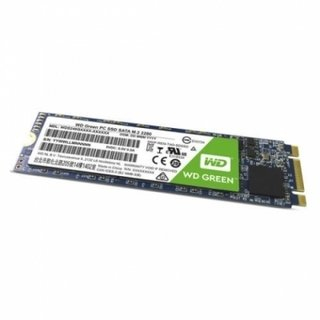 DISCO SSD 480GB GREEN M.2 2280 WD