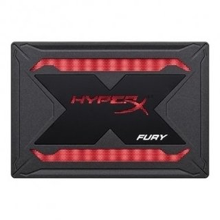 DISCO SSD 240GB HYPERX FURY RGB 2.5   KINGSTON - comprar online