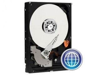 HD WD BLUE 2TB SATA 6 Gb/s 64MB