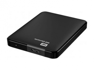 DISCO DURO PORTATIL ELEMENTS 2TB USB 3.0 NEGRO - comprar online