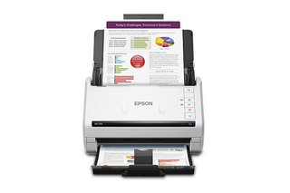 SCANNER EPSON DE DOC WORKFORCE DS-770 45 PPM