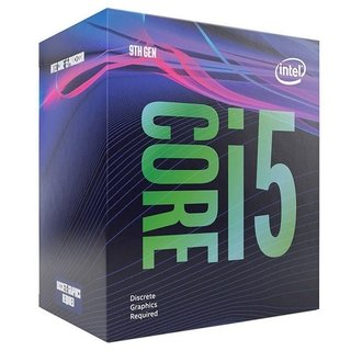 MICROPROCESADOR INTEL CORE I5-9400F COFFEELAKE BOX SIN VIDEO