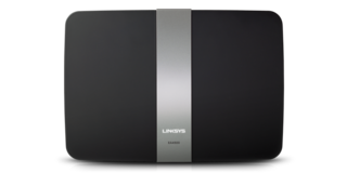 ROUTER 4P LINKSYS EA4500 SMART DUAL BAND -N- GIG