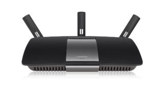 ROUTER 4P LINKSYS EA6900 SMART -N AC1900 USB3.0 - comprar online
