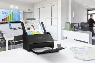 SCANNER EPSON DE DOC WORK FORCE ES-500 WIFI - comprar online