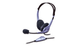 AURICULARES+MIC GENIUS HS-04S FOR SINGLE JACK - comprar online