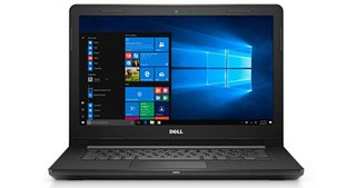 NOTEBOOK DELL 14 INSPIRON 3467 I3,4GB,1TB,DVD,WIN10H - comprar online