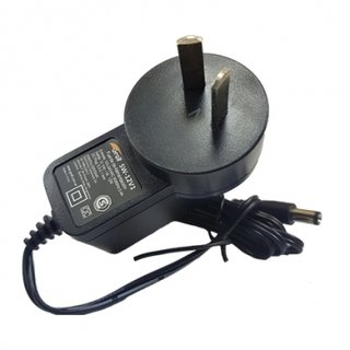 FUENTE SWITCHING 12V 1A DC PLUG 5.5-2.1MM GRALF