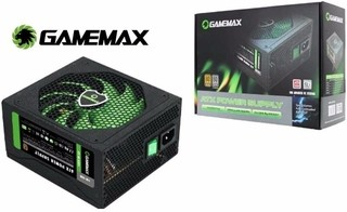 FUENTE GAMEMAX GM-800 80 PLUS FAN 14CM - comprar online