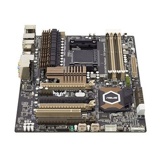MOTHERBOARD ASUS AM3+ SABERTOOTH 990FX R2.0 BOX ATX 1PCI - comprar online