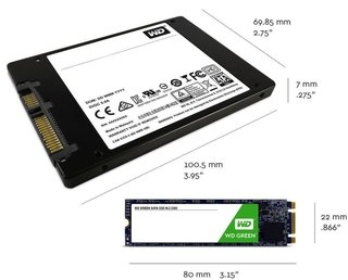 DISCO SSD 480G GREEN PC WD - comprar online