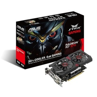 PLACA VIDEO VGA 4GB R7 370 STRIX ASUS DC2OC GAMING en internet