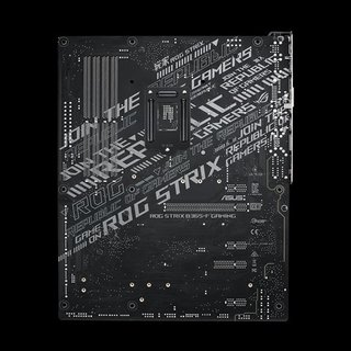MOTHERBOARD ASUS S1151 ROG STRIX B365-F GAMING BOX M-ATX en internet